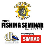 Castafari Fishing Seminar, March 22-23, 2020